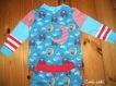 Sandmännchen Jersey Stoff&Liebe Schlafanzug