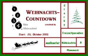 Banner Weihnachts - Countdown version 2