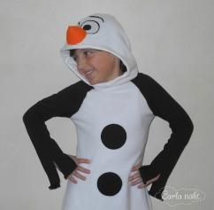 Olaf Kostüm Mädchen