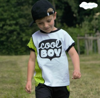 Pumperoo cool boy Plott Tiltshirt