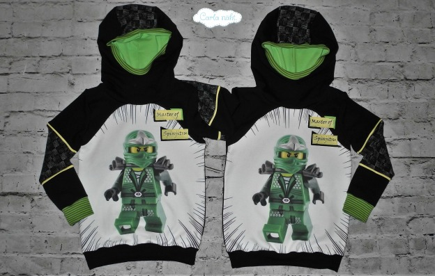 Partnerlook Ninjago Hoodie Shirt Lloyd